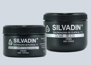 Silvadin® Crema tópica.